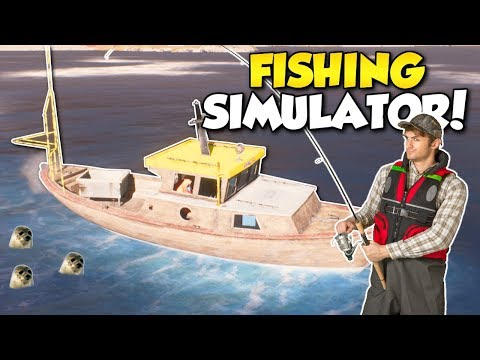 SEALS SABOTAGE FISHING OPERATION?! - Fishing: Barents Sea Gameplay - Fishing Simulator Game