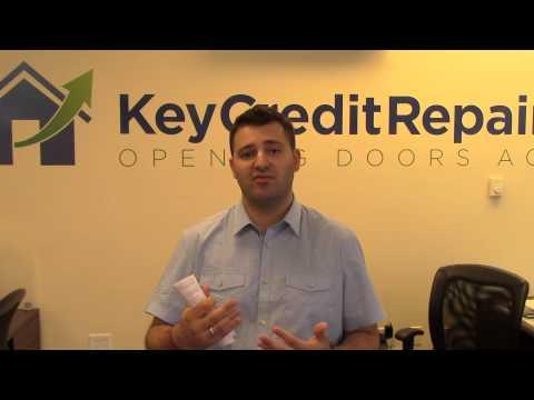 Credit Repair Tip #35-