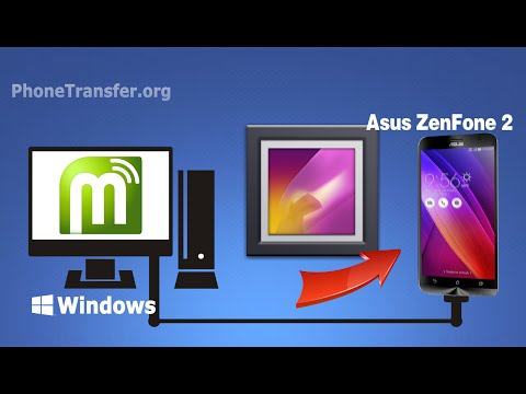 How to Transfer Photos from Computer to Asus ZenFone 2, Import Pictures to ZenFone 2
