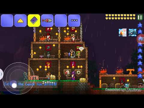 terraria getting pixie wings