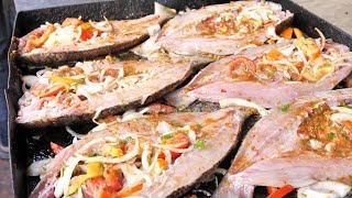 Egyptian Street Food - Seafood HEAVEN + Traditional Egyptian Food Adventure in Alexandria, Egypt!