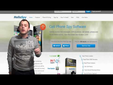 Real time to track cell phone | Mobile Spy Reviews | HelloSpy App