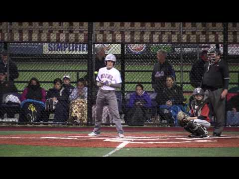 Baseball Heaven: North Atlantic Select vs Hudson Valley Militia ... 5-29-17