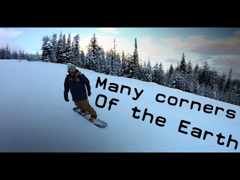 Snowboards and face orbits