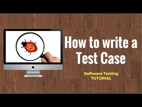 How to Write Test Cases: Sample Template with Examples