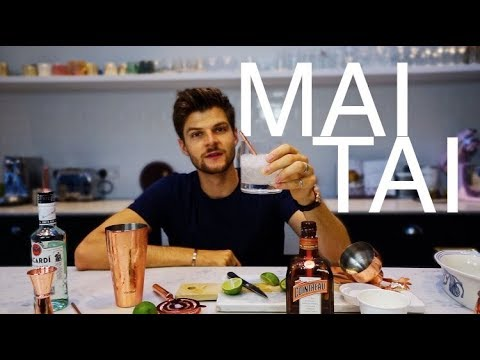 HOW TO MAKE A MAI TAI | #TFIFRIDAY