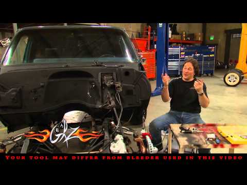 How to Brake Bleed | Reverse Bleed | Phoenix Systems