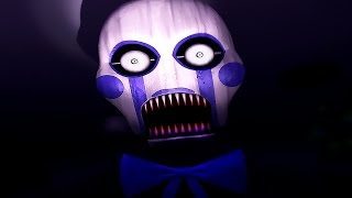 WHO IS THE PUPPET?! | Five Nights at Candy