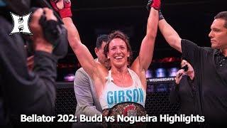 Bellator 202: Budd vs Nogueira Results & Highlights