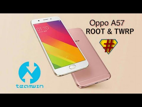 Cara mudah root dan twrp OPPO A57 android masmellow