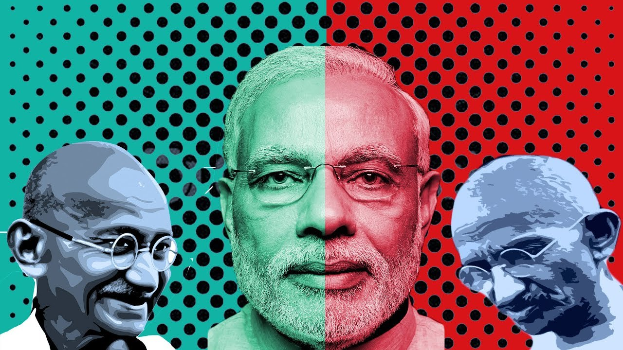 The love-hate relationship of PM Modi with the Mahatma, explained