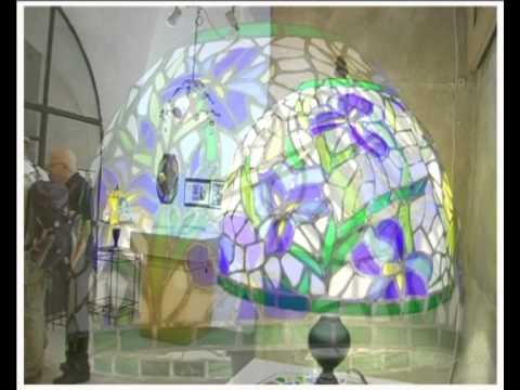 Exhibition Mirrors & Tiffany Lamps 2 - Leonid Kritsun
