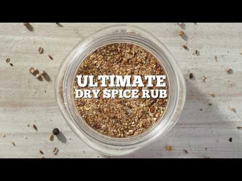Ultimate Dry Spice Rub