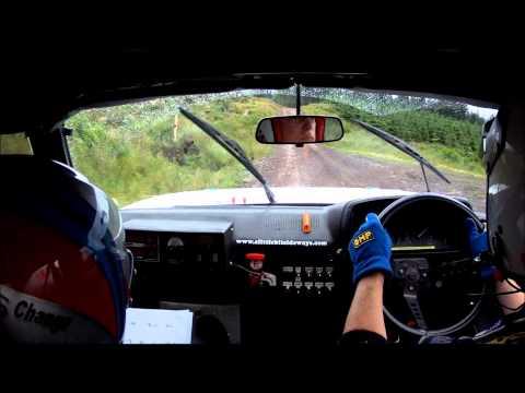 2012 RSAC Scottish Rally Excursion