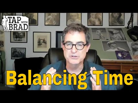 Balancing Time Webinar - Tapping with Brad Yates & Jessie Reimers