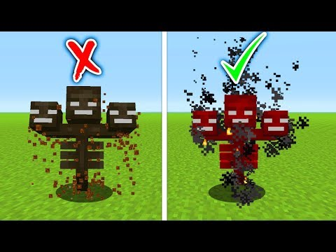 Minecraft: What Happens If You DONT Kill The WITHER? (Ps3/Xbox360/PS4/XboxOne/WiiU)