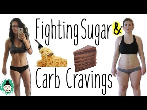 Fighting Sugar & Carb Cravings | Weight Loss Tips