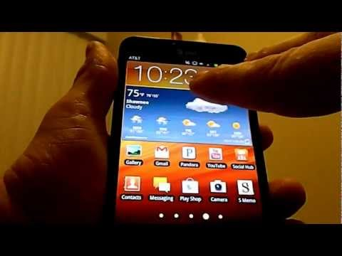 Samsung Galaxy Note BEST Tips/Tricks and Shortcuts