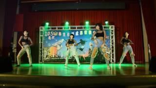 臺灣警察專科學校105學年度 社團成果發表會 熱舞社