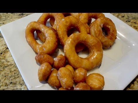 Cronuts - Recipe