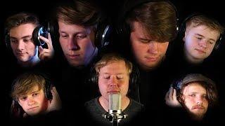 DET ER OKAY (Fodboldsangen) - Feat. Husum, Jaxstyle, Stupidaagaards, David Vesten og Benjamin