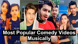 fc86d19750a7 Most Popular Musically Videos of February