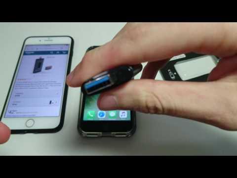 iPhone 7 & 7 Plus Expandable Storage iDisk OLALA 64GB