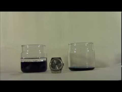 Evaporation of tears with and without oil layer. Evaporative Dry Eyes.