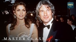 First Look Cindy Crawford On Her Marriage To Richard Gere Oprahs Mast