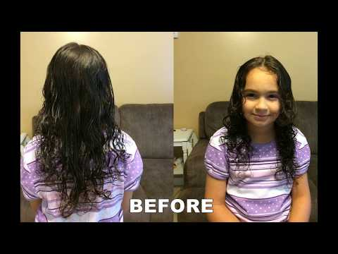 How to Cut Length off Your Own Hair- Remake