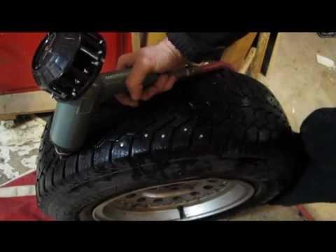 Studding Tires - GW Stud Gun