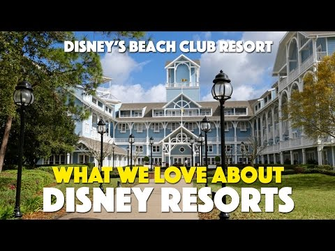 Disney's Beach Club Resort | What We Love About Disney Resorts