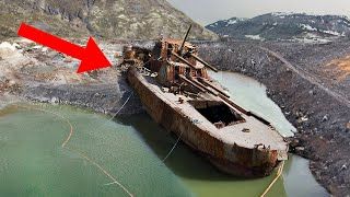 8 Most Incredible Abandoned Ships Discovered!