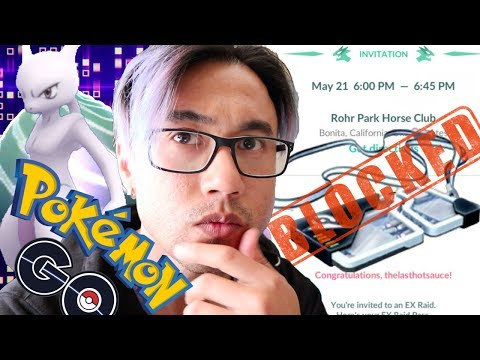 LATEST DATA ON MEWTWO! HOW TO GET EX-RAID PASS EVERY WEEK!  POKEMON GO [2018 UPDATE]
