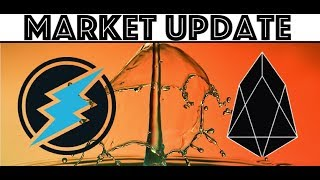 EOS & ETN Big Announcement and Altcoin Cryptocurrency Round Up