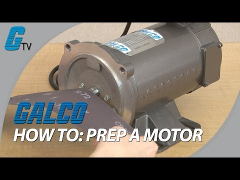 How to Properly Prep a Motor for Installing a Motor Attachment