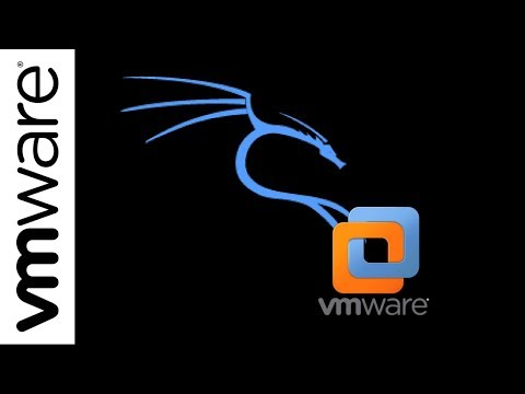 How To Install Kali Linux On VMware  - Complete Guide 2018