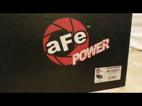 How to install AFe power Intake stage 1