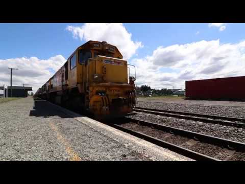Three DFTs leading Train 920S