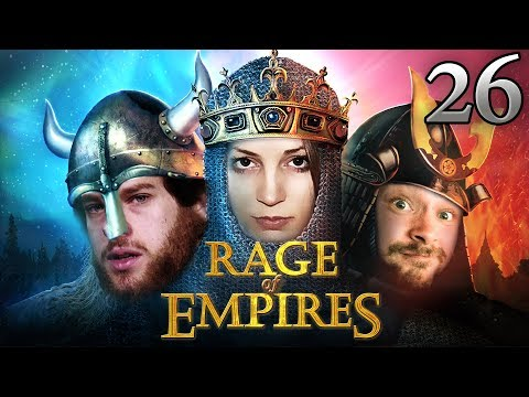Rage Of Empires #26 mit Florentin, Marah & Marco | Age Of Empires 2