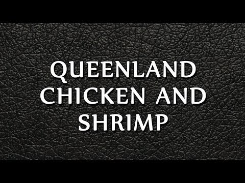 Outback Steakhouse Queenland Chicken and Shrimp | RECIPES | EASY TO LEARN