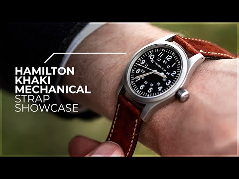Xxx Mp4 The Ultimate Way To Customise Your Watch Hamilton Khaki Mechanical Strap Showcase By WatchGecko 3gp Sex