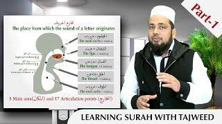 How to Learn Surah Fatiha with Tajweed and English Trans   Kazi Foizur Rahman