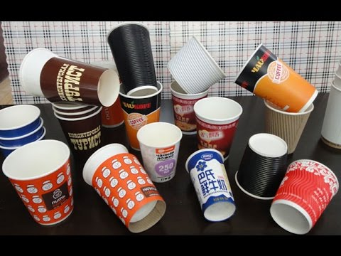Bosnia 8oz Double Wall Coffee Paper Cup Machine WT-RDM test 2015 10 29