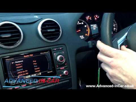 Audi AutoDAB Digital Radio Retrofit - Audi A3 / S3 / RS3 RNS-e (CTDAB-AU1)