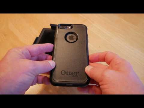 Great Case & Holster For Your iPhone 7 Plus (If you prefer a holster)