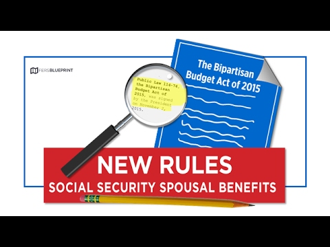 How Will The NEW RULES For Social Security Affect Your Retirement Plans?