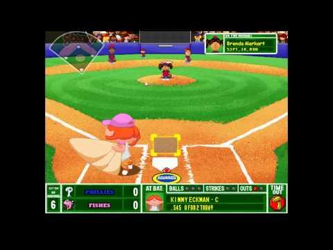 Backyard Baseball 2003 Worst Team