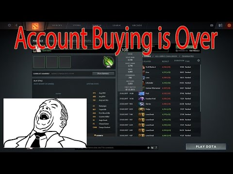 Account buying is over! Calibration at 4k just got wrecked