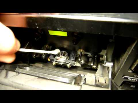 How To Clean/Demagnetize Cassette Tape Deck Heads Part 2
